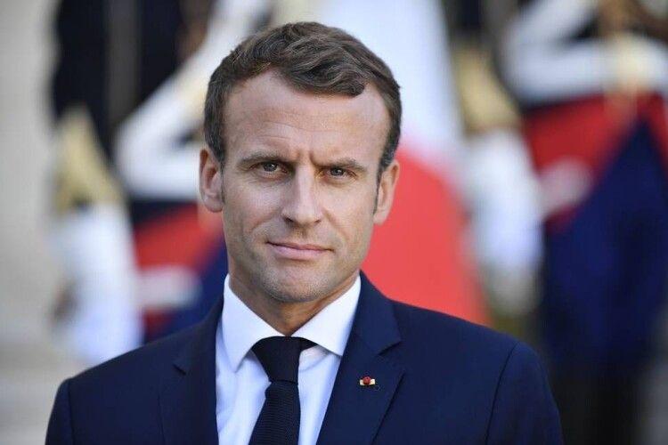 Президент Франції Еммануель Макрон визнав помилки, допущені під час реформування системи охорони здоров'я