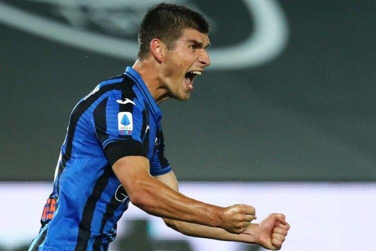 Маліновський оформив гол+пас в матчі за «Аталанту», а Коваленко дебютував у Серії А (Відео)