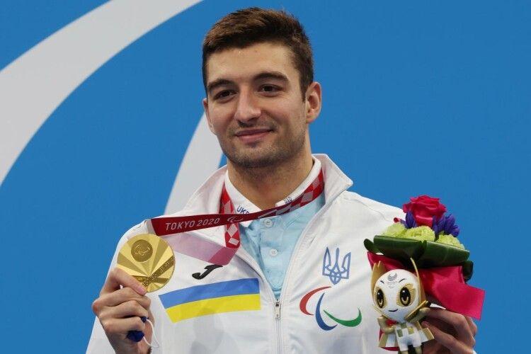 Десятиразовий паралімпійський чемпіон Максим Крипак став Героєм України