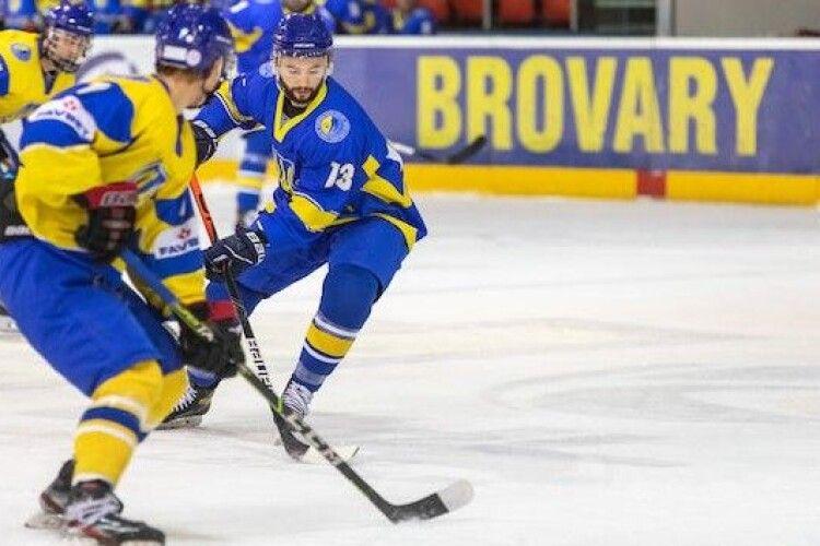 Хокей: збірна України провела другий поєдинок на турнірі в Словенії