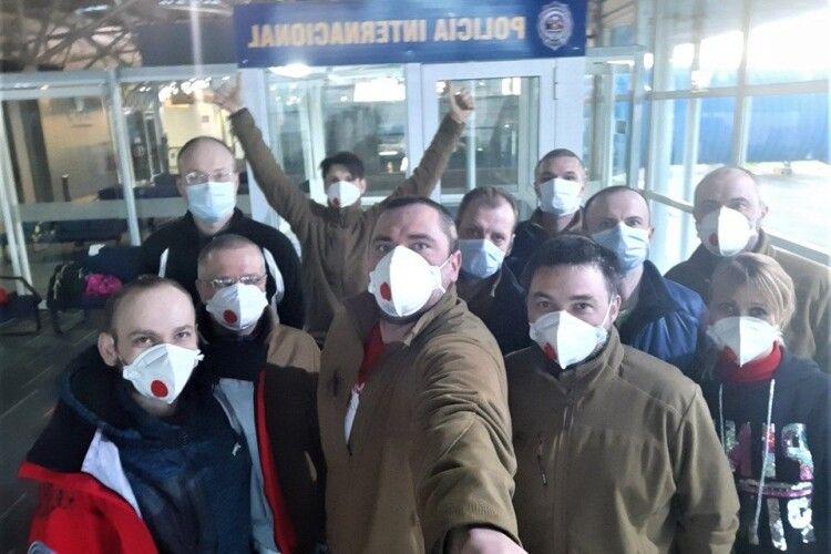 Лікар з Рівного у складі українських полярників прямує до Антарктиди