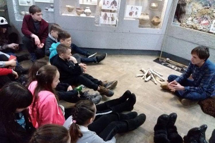 Волинський краєзнавчий музей запрошує на навчання мисливців на мамонтів