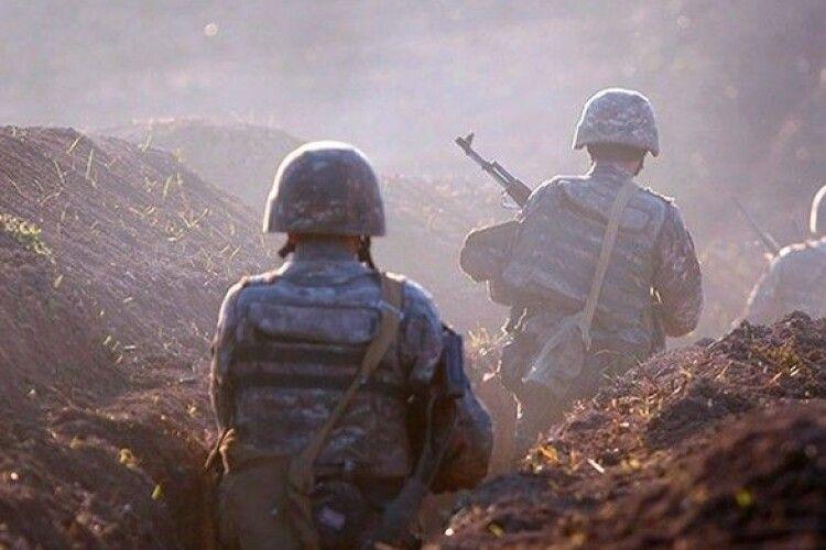 Вірменія назвала кількість загиблих у війні за Нагірний Карабах