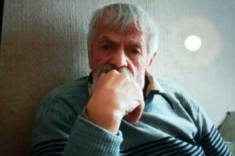 Допоможіть: 69-річний волинянин вийшов із дому 25 липня і ще не повернувся