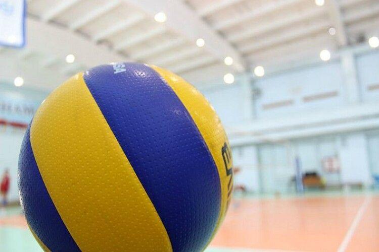 Великий волейбольний турнір у Луцьку: будуть команди з шести міст