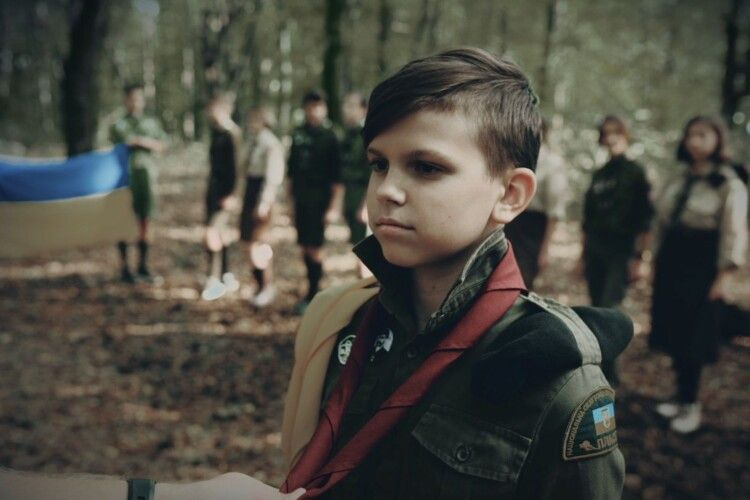 Гурт Воплі Відоплясова та син Олега Скрипки випустили спільний кліп «Ми ростем»