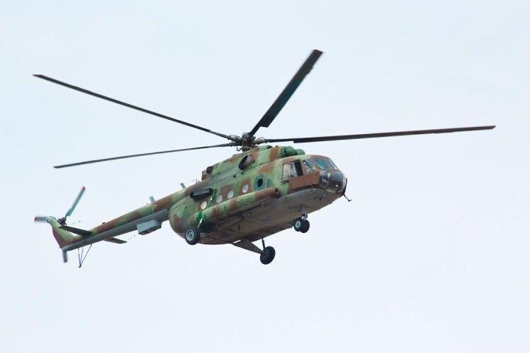 Держприкордонслужба вимагає від Кремля пояснень щодо порушення російським військовим гвинтокрилом повітряного простору України