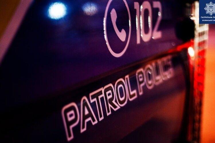 У Луцьку затримали п'яного водія без посвідчення