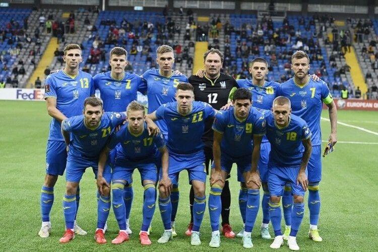 ФІФА опублікувала рейтинг національних збірних: Україна здала позицію