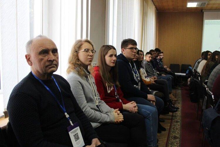 Науковці з усієї країни приїхали на Волинь, щоб обговорити розвиток Луцька