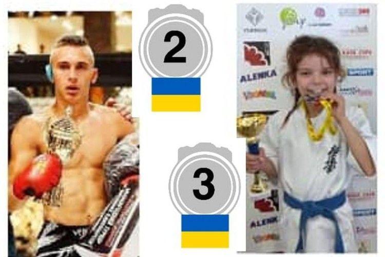 Юна лучанка - бронзова призерка Європи
