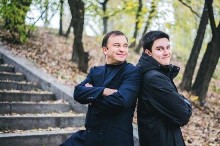 «Лети, мій Ангел!»: Віктор Павлік опублікував пісню, написану для нього сином, який помер від раку (ВІДЕО)