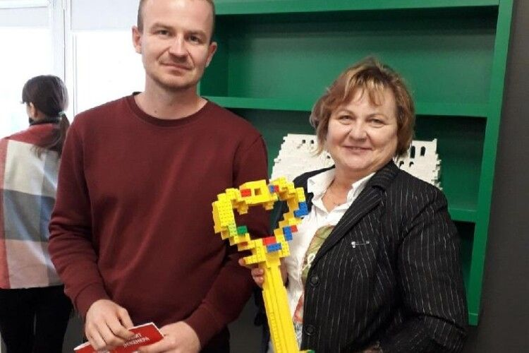 Ковельський ліцей став кращим серед 200 навчальних закладів України і отримав набори для робототехніки
