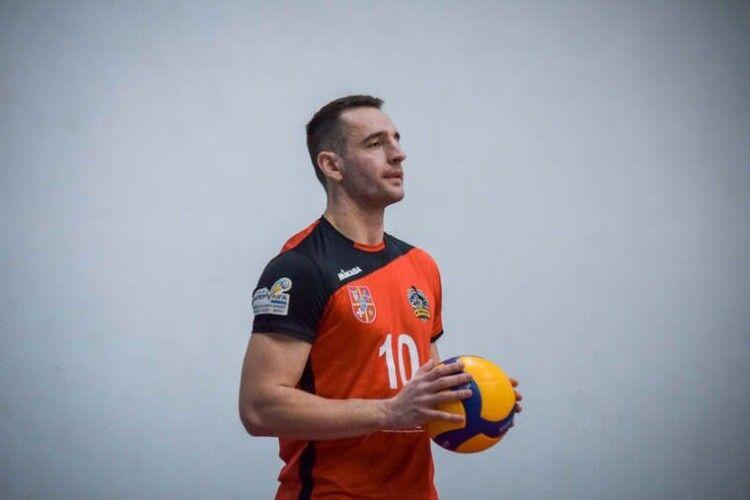 Боснійський волейболіст перейшов в український клуб