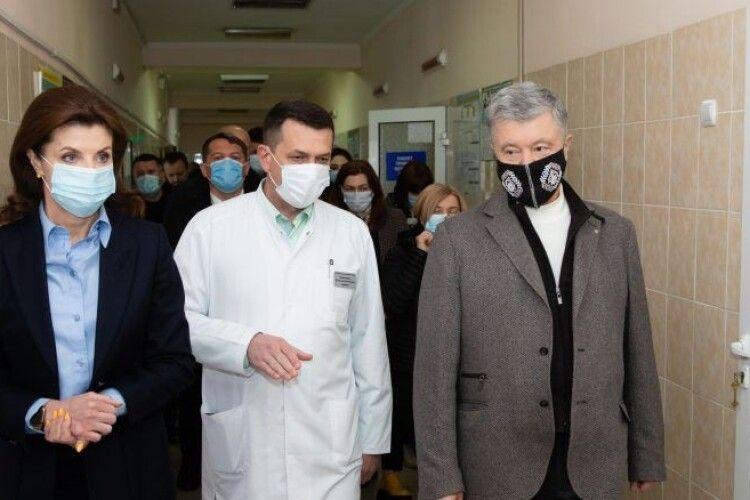 Я також докладаю максимум зусиль, щоб до червня прийшло кілька мільйонів доз вакцини – Петро Порошенко