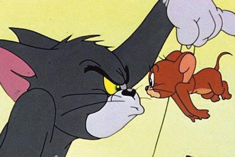 Герої найвідомішого усвіті мультфільму «Том іДжеррі» за80років невимовили жодного слова