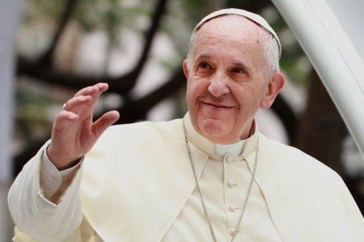 Папа Римський розповів, як диявол спокусив Єву «фейком»