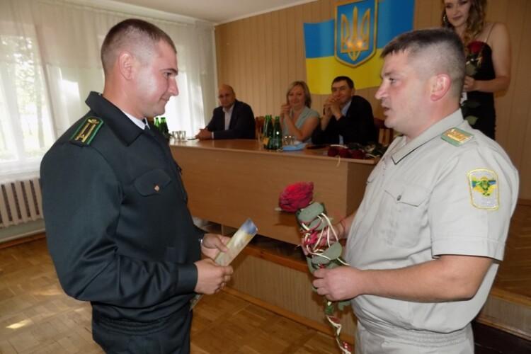 Відзначили кращих лісівників Любешівщини (Фото)