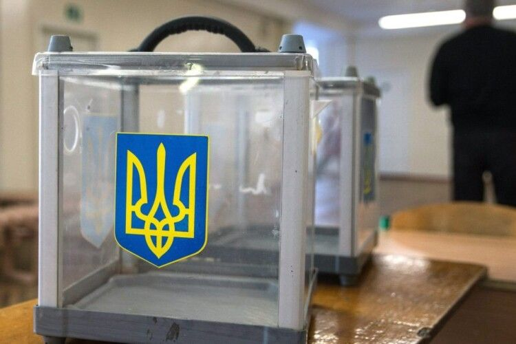 На проведення виборів Волинь отримає понад 65 мільйонів гривень