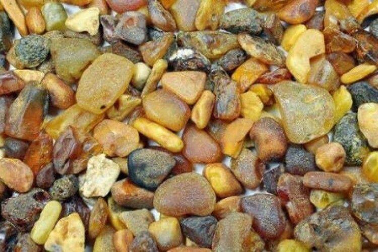 Правоохоронці Камінь-Каширщини попереджають нелегальний видобуток бурштину
