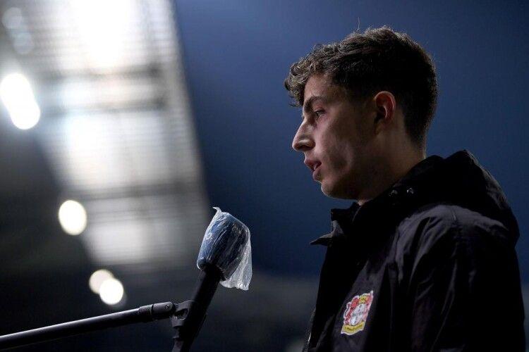 20-річний Кай Гаверц побив рекорд Бундесліги, який тримався 50 років