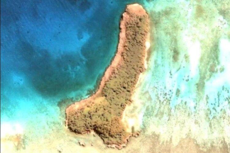 Американка знайшла в Тихому океані острів-цюцюрник