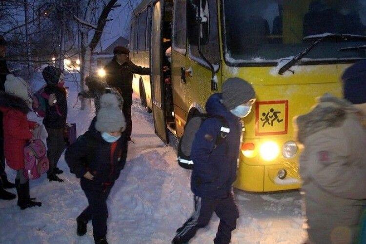 Із Колодниці, яка увійшла у міську громаду, до Ковеля їздитиме шкільний автобус