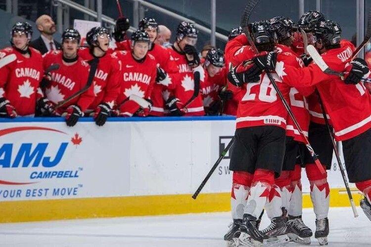 Канада знищила Росію у півфіналі Молодіжного ЧС з хокею (Відео)