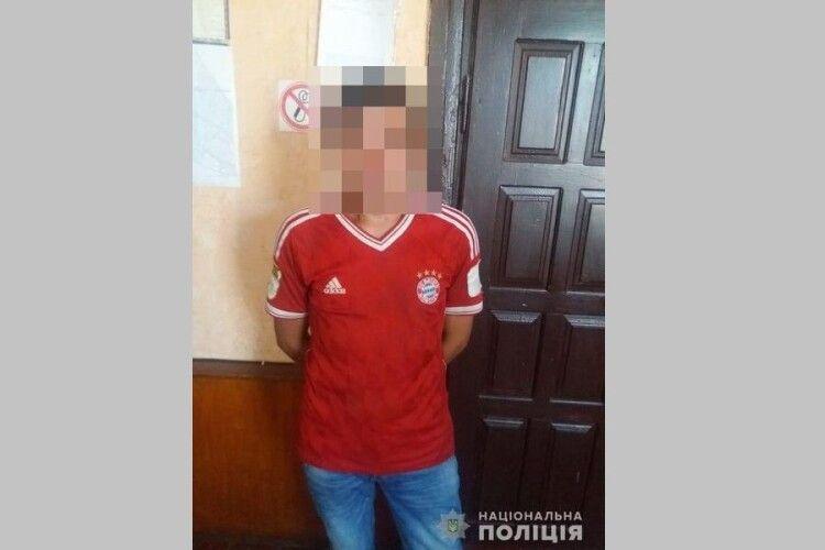 На Ківерцівщині злодій поцупив метал з громадського приміщення