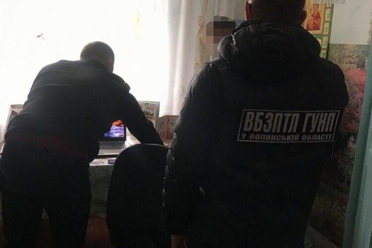18-річний волинянин може сісти на 7 років у тюрму за порнографію