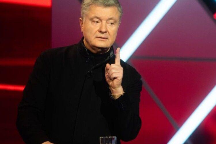 Масове вакцинування треба провести не пізніше березня-квітня, – Порошенко