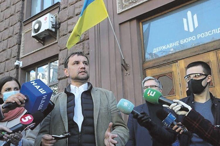 Справа проти В'ятровича —  це політичні репресії на догоду Кремлю