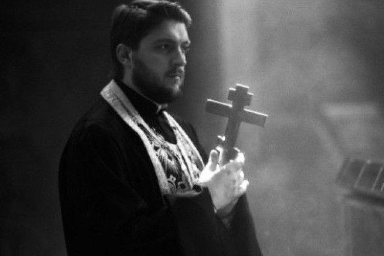 Священик з Горохова знявся у новому українському фільмі