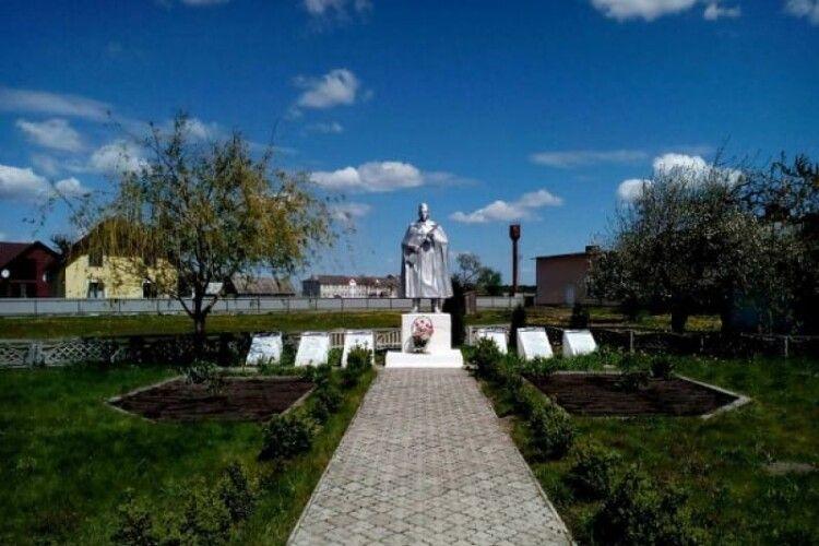 Любешівська громада готується до Дня пам'яті та примирення