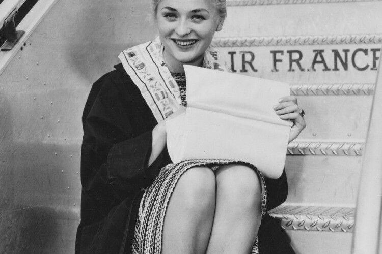 Волинянка, яка підкорила США та стала віце-міс Всесвіту, відсвяткувала ювілей 85 років (Фото)