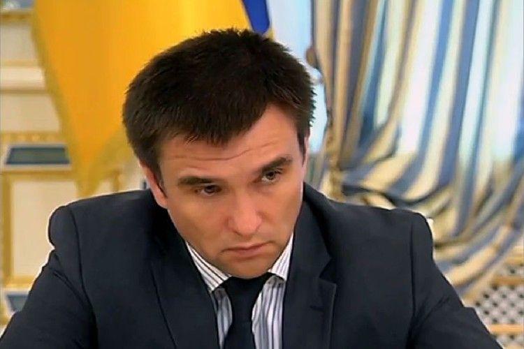 Клімкін прогнозує «надзвичайні» санкції для Росії