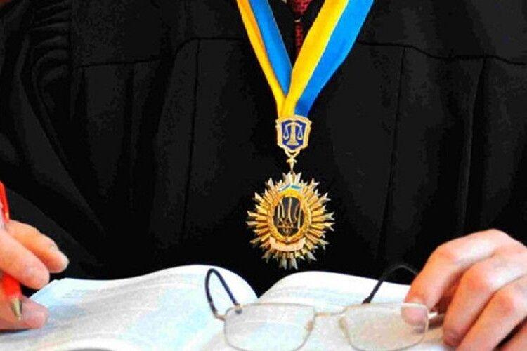 Президент призначив на Волині 5 нових суддів