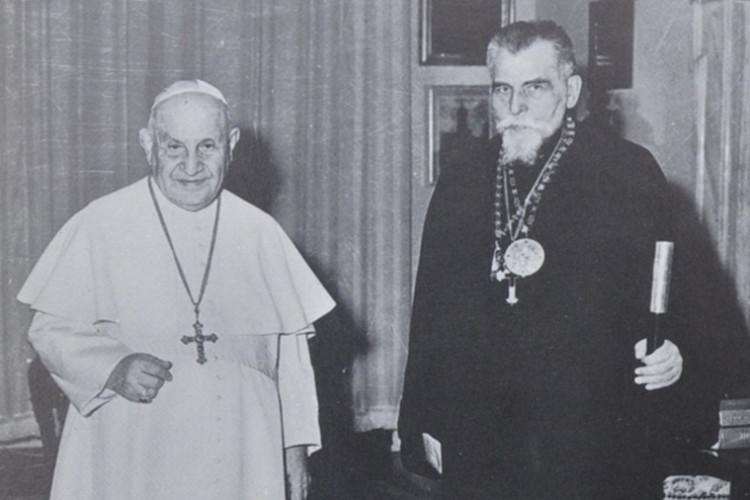 «Князя церкви» Йосифа Сліпого врятував президент Кеннеді