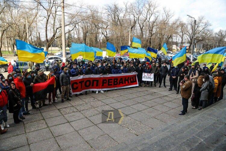 Реванш: в Одесі хочуть встановити меморіальну дошку… антимайданівцям