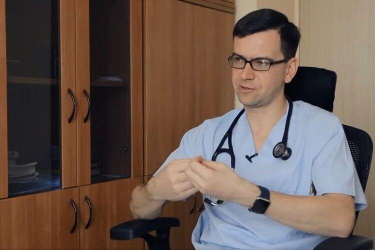 Лікар з Рівного розповів, чи варто боятися мутованого коронавірусу
