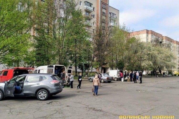 Сільськогосподарські ярмарки у Луцьку діятимуть у двох локаціях