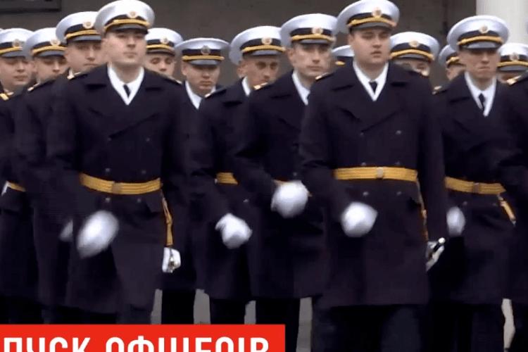 Двом українським полоненим морякам присвоїли офіцерські звання