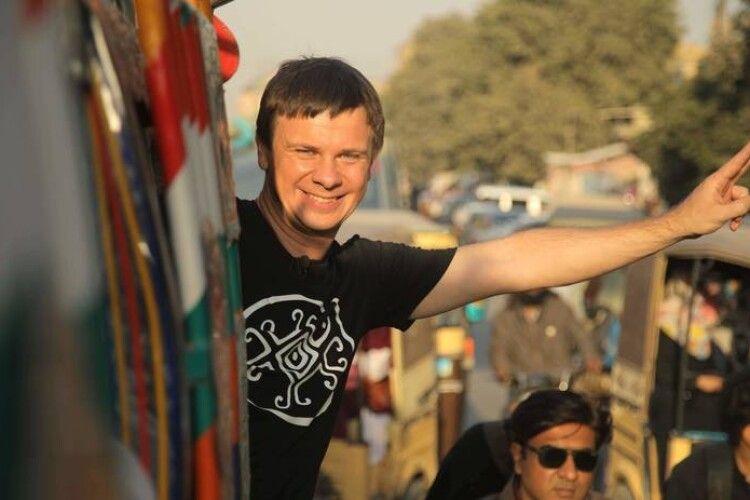Популярний телеведучий Дмитро Комаров побував на Волині (Відео)