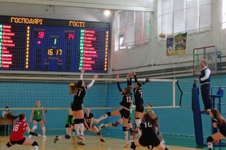 Тернопільська Галичанка залишається в волейбольній Суперлізі