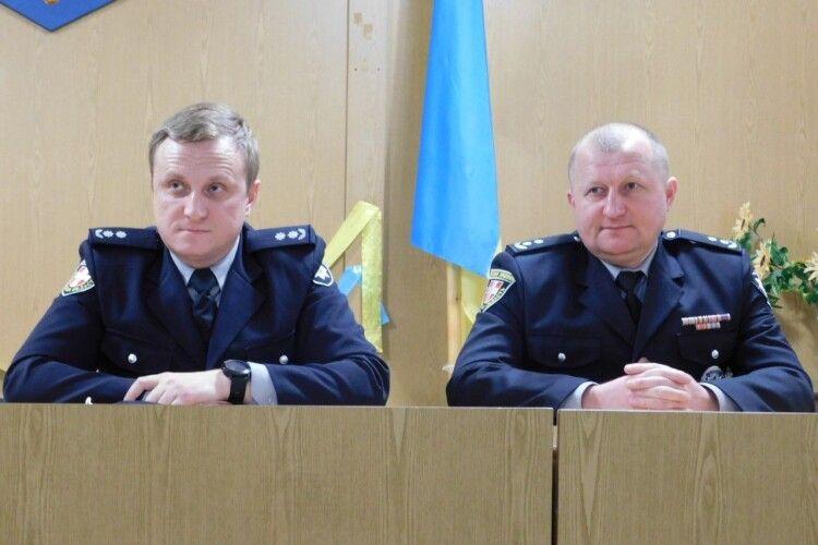 Відділення поліції у Горохові очолив підполковник Василь Приймачук