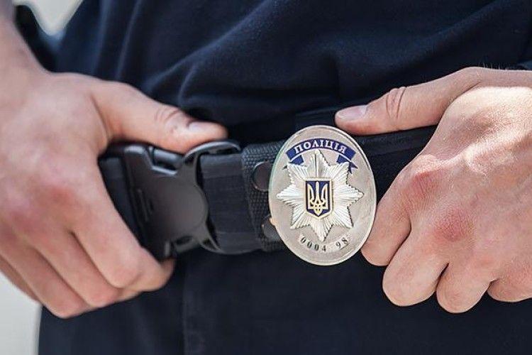 Горохівські поліцейські вирахували злодія по «гарячих» слідах