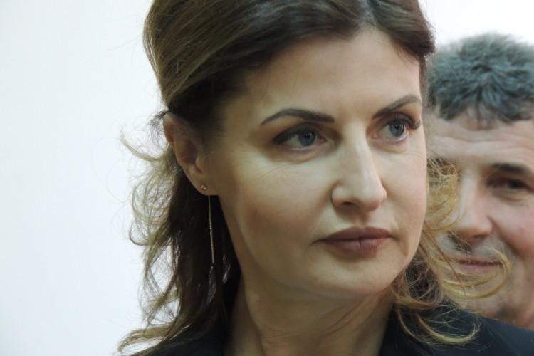 Дружина Президента поспілкувалася у Луцьку з ліцеїстами (ФОТО)