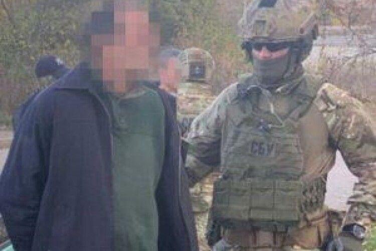 На Черкащині злапали агента ФСБ
