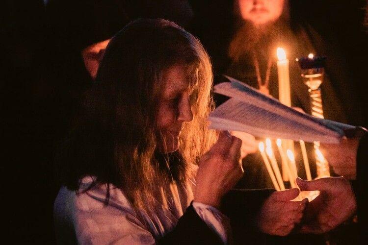 На Волині пройшов неймовірний обряд постригу – з'явилася ще одна невіста Христова (Фото)