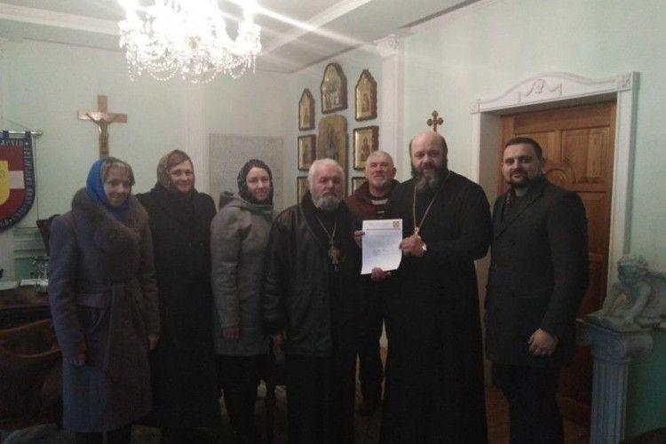 Жителі волинського села Галичани називають Другим Великоднем перехід їхнього храму в лоно Православної церкви України